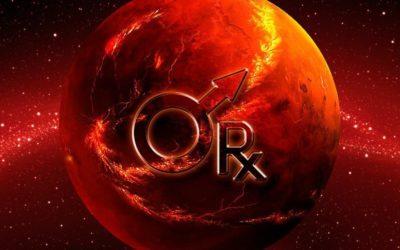 Марс за Солнцем
